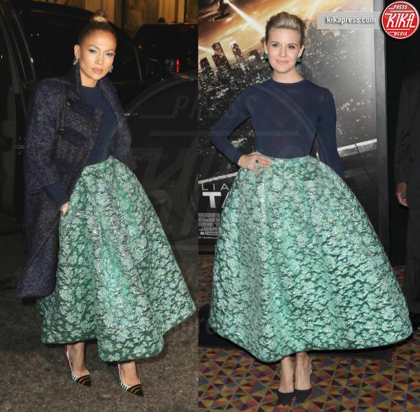 Maggie Grace, Jennifer Lopez - 12-11-2015 - Chi lo indossa meglio: J Lo e le altre!