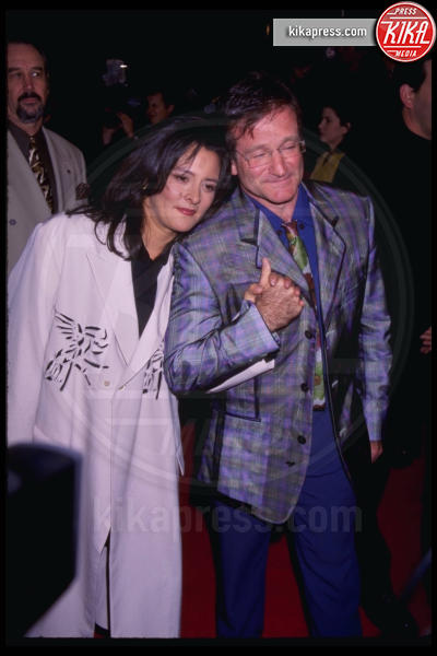 Marsha Garces, Robin Williams - Los Angeles - 05-03-1996 - Mel B - Stephen Belafonte: anche per loro, galeotta fu la tata
