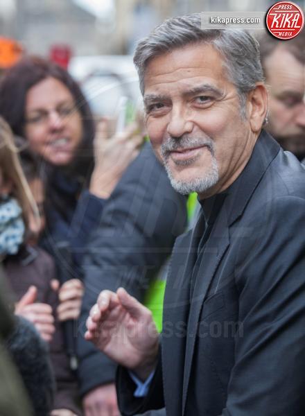 George Clooney - Edimburgo - 12-11-2015 - George Clooney rivela: