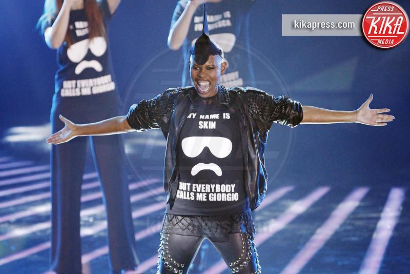 Skin - Milano - 12-11-2015 - X Factor: Mika lascia il ruolo di giudice
