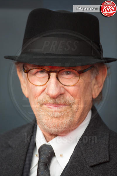 Steven Spielberg - Munich - 13-11-2015 - Mark Rylance è Papa Pio IX in The Kidnapping of Edgardo Mortara