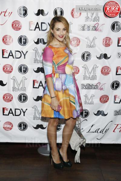 Rajae Bezzaz - Milano - 16-11-2015 - The Lady 2,  Lory Del Santo festeggia il film all'Old Fashion