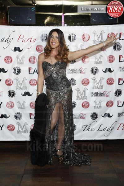 ines rodriguez - Milano - 16-11-2015 - The Lady 2,  Lory Del Santo festeggia il film all'Old Fashion