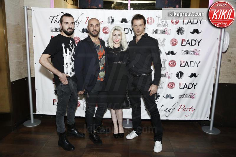 Romina Falconi, Ospite - Milano - 16-11-2015 - The Lady 2,  Lory Del Santo festeggia il film all'Old Fashion