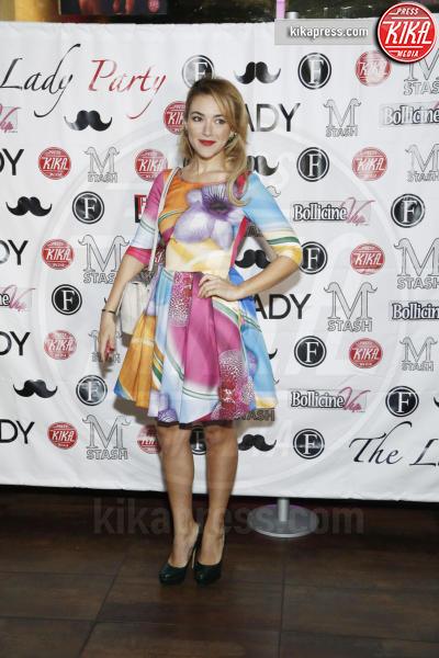 Rajae Bezzaz, Ospite - Milano - 16-11-2015 - The Lady 2,  Lory Del Santo festeggia il film all'Old Fashion