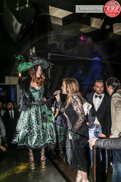 ines rodriguez, Lory Del Santo - 17-11-2015 - The Lady 2,  Lory Del Santo festeggia il film all'Old Fashion