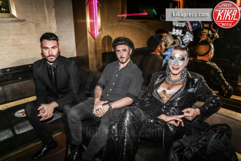 Marc Leisure, Ospite - 17-11-2015 - The Lady 2,  Lory Del Santo festeggia il film all'Old Fashion