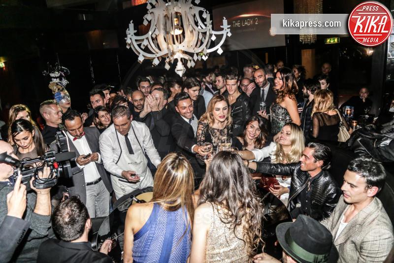 Antonio Palmentieri, Natalia Bush, Lory Del Santo, Ospite, Lorenzo Riva - 17-11-2015 - The Lady 2,  Lory Del Santo festeggia il film all'Old Fashion