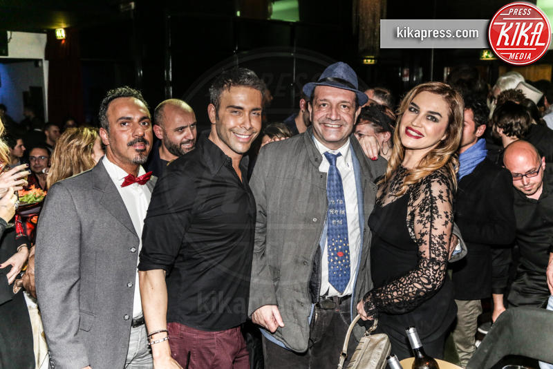 Giacomo Urtis, Lory Del Santo, Ospite - 17-11-2015 - The Lady 2,  Lory Del Santo festeggia il film all'Old Fashion