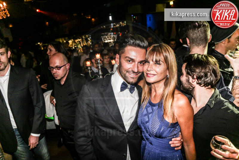 Marinella Cucciardi, Antonio Palmentieri - 17-11-2015 - The Lady 2,  Lory Del Santo festeggia il film all'Old Fashion