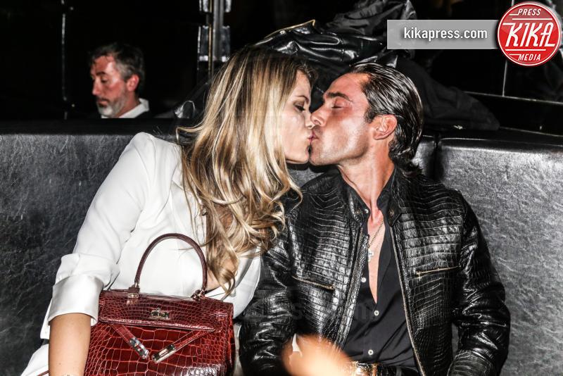 Natalia Bush, Lorenzo Riva - 17-11-2015 - The Lady 2,  Lory Del Santo festeggia il film all'Old Fashion