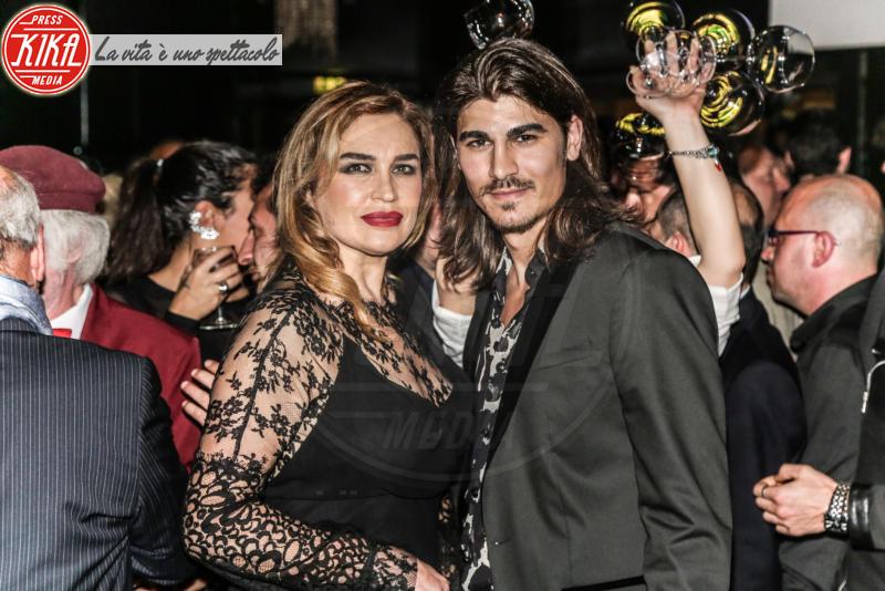 Marco Cucolo, Lory Del Santo, Ospite - 17-11-2015 - The Lady 2,  Lory Del Santo festeggia il film all'Old Fashion