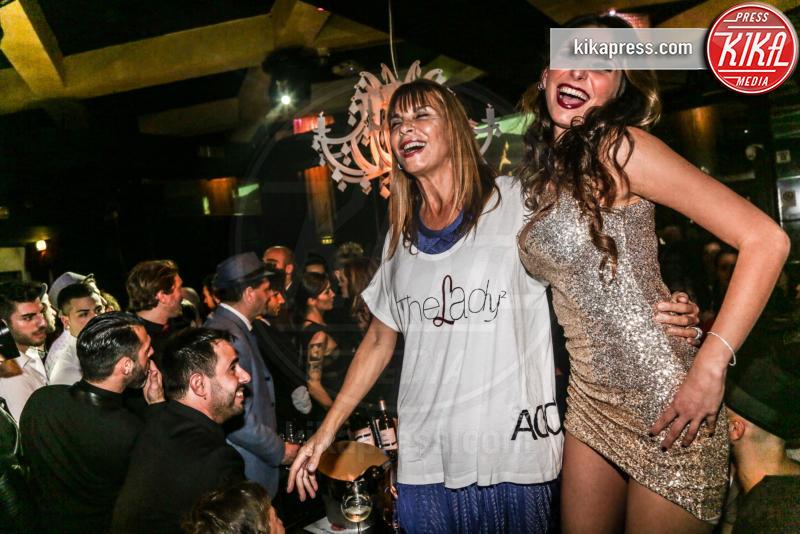 Marinella Cucciardi, Ospite - 17-11-2015 - The Lady 2,  Lory Del Santo festeggia il film all'Old Fashion