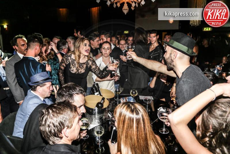Maccio Capatonda, Lory Del Santo, Ospite - 17-11-2015 - The Lady 2,  Lory Del Santo festeggia il film all'Old Fashion