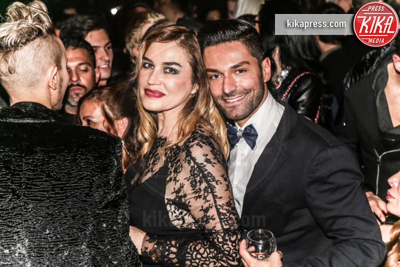 Antonio Palmentieri, Lory Del Santo - 17-11-2015 - The Lady 2,  Lory Del Santo festeggia il film all'Old Fashion