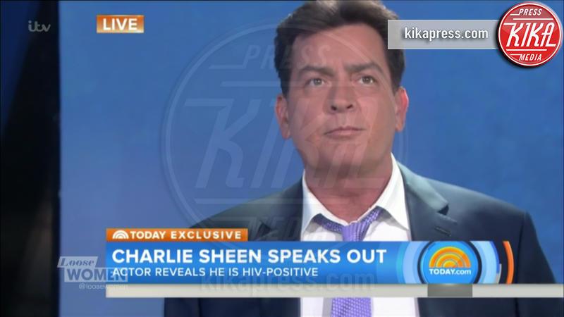 Charlie Sheen - 17-11-2015 - Sheen avrebbe tentato di assoldare un killer per uccidere l'ex