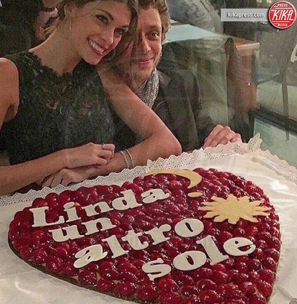 Linda Morselli, Valentino Rossi - Los Angeles - 17-11-2015 - Valentino Rossi lascia Linda Morselli dopo 4 anni