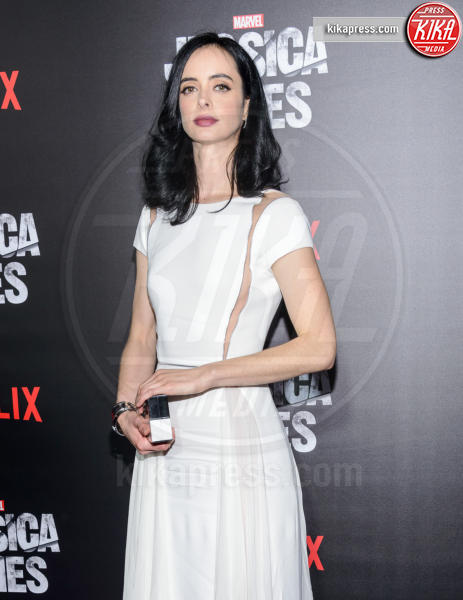 Krysten Ritter - New York - 18-11-2015 - Jessica Jones rinnovata per la seconda stagione