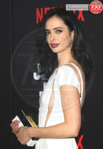Krysten Ritter - New York - 17-11-2015 - Jessica Jones rinnovata per la seconda stagione