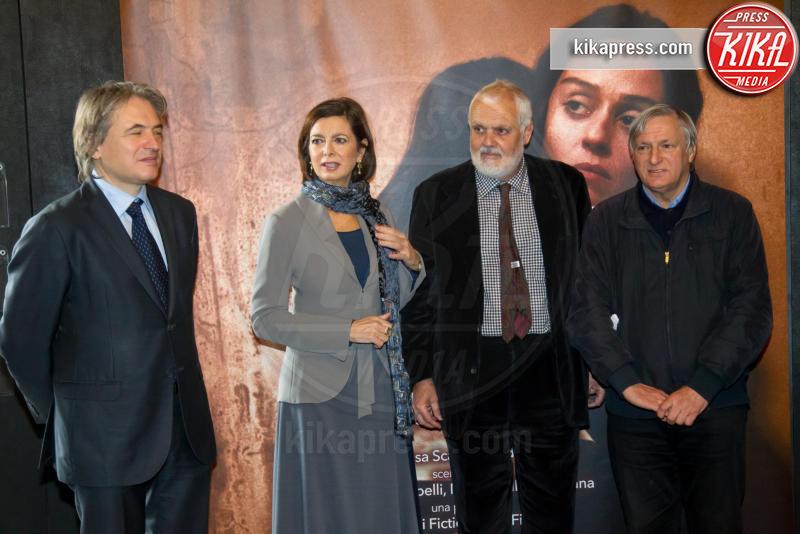 Laura Boldrini, Marco Tullio Giordana, Don Luigi Ciotti, Antonio Campo Dall'Orto - Roma - 18-11-2015 - Lea Garofalo, il coraggio di una madre