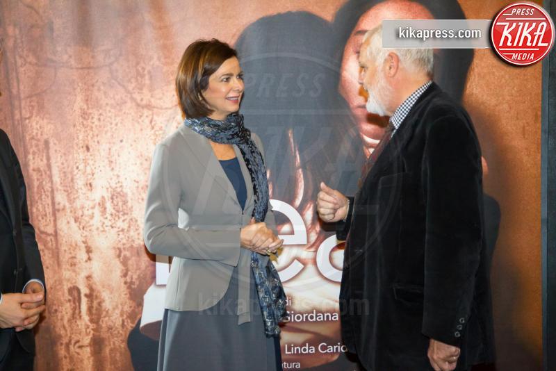 Laura Boldrini, Marco Tullio Giordana - Roma - 18-11-2015 - Lea Garofalo, il coraggio di una madre