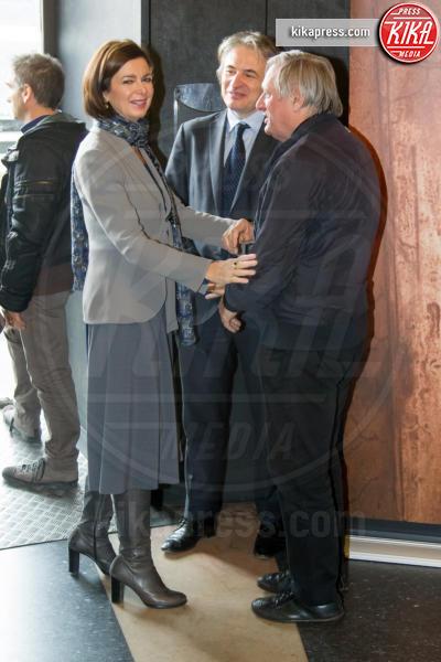 Laura Boldrini, Don Luigi Ciotti, Antonio Campo Dall'Orto - Roma - 18-11-2015 - Lea Garofalo, il coraggio di una madre