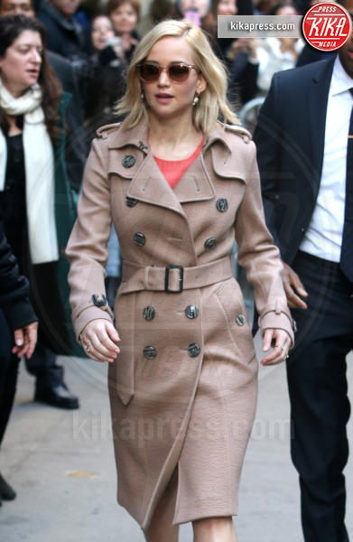 Jennifer Lawrence - New York - 19-11-2015 - Hunger Games: Jennifer Lawrence parla del prequel