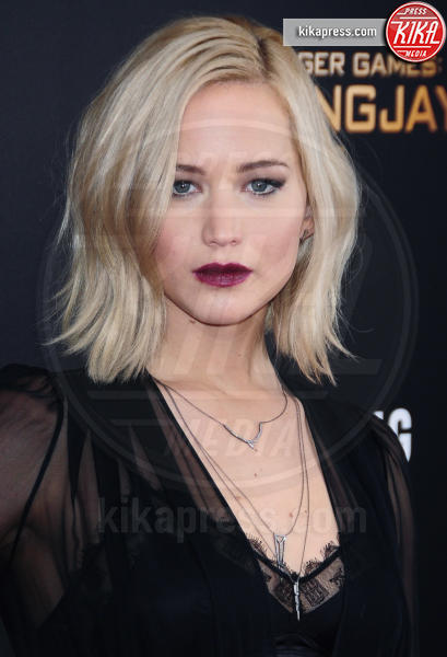 Jennifer Lawrence - New York - 18-11-2015 - Hunger Games: Jennifer Lawrence parla del prequel