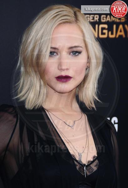 Jennifer Lawrence - New York - 18-11-2015 - Hunger Games: Jennifer Lawrence parla del prequel