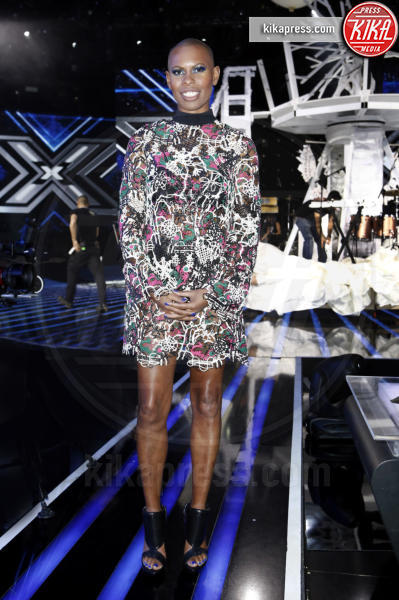 Skin - Milano - 19-11-2015 - X Factor: Mika lascia il ruolo di giudice