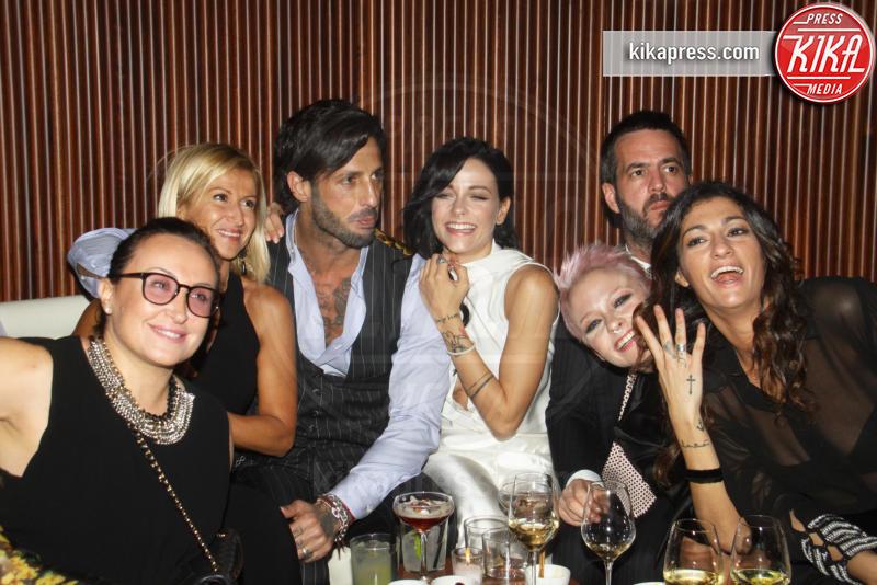 Silvia Provvedi, Fabrizio Corona - Milano - 19-11-2015 - Processo Corona: Silvia Provvedi svela la sua verità