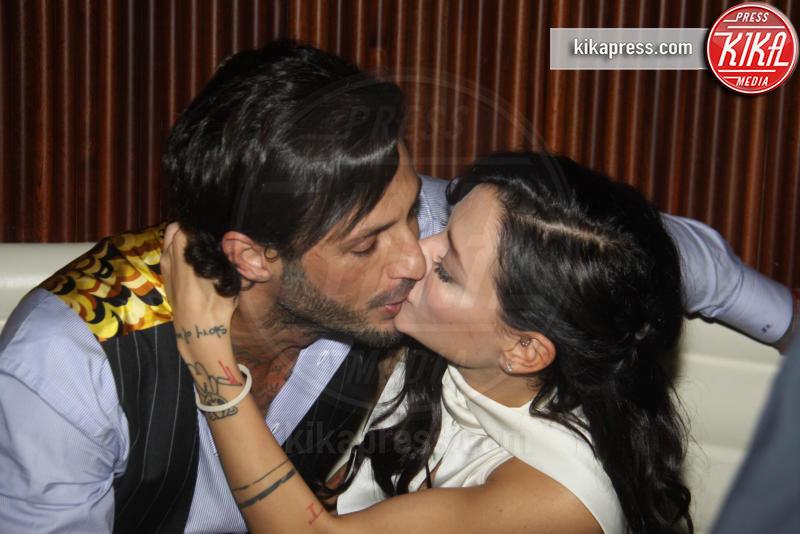 Silvia Provvedi, Fabrizio Corona - Milano - 19-11-2015 - Fabrizio Corona-Silvia Provvedi, è amore a cielo aperto