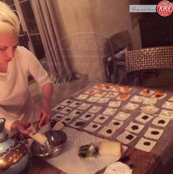 Lady Gaga - Hollywood - 20-11-2015 - Lady Gaga e quella passione per la cucina italiana