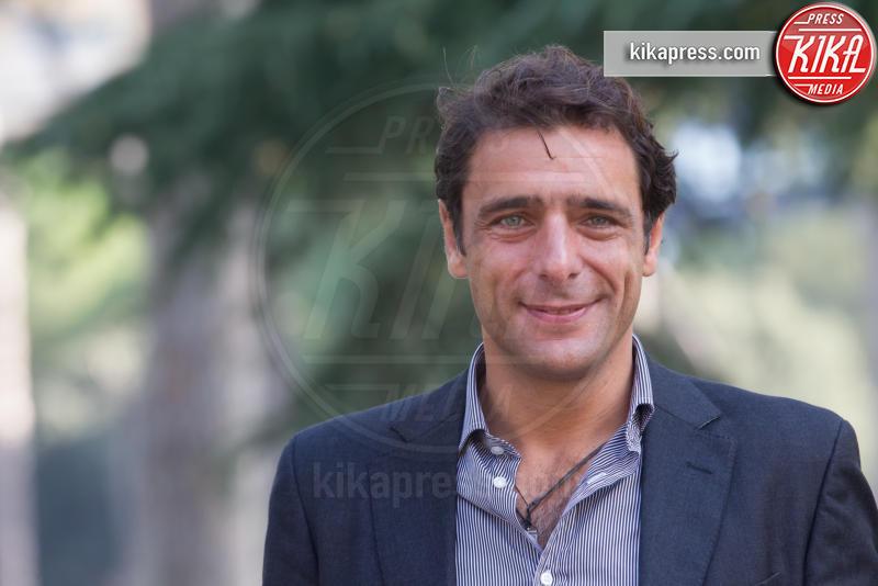 Adriano Giannini - Roma - 20-11-2015 - Adriano Giannini ha sposato in segreto Gaia Trussardi