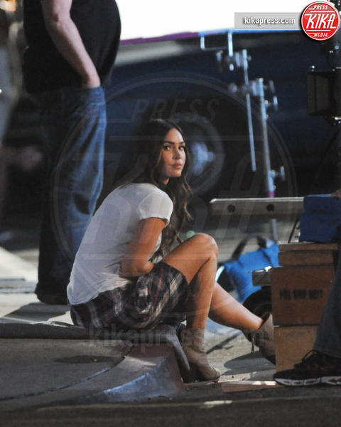 Megan Fox - Los Angeles - 21-11-2015 - Megan Fox, baci appassionati con Jake Johnson