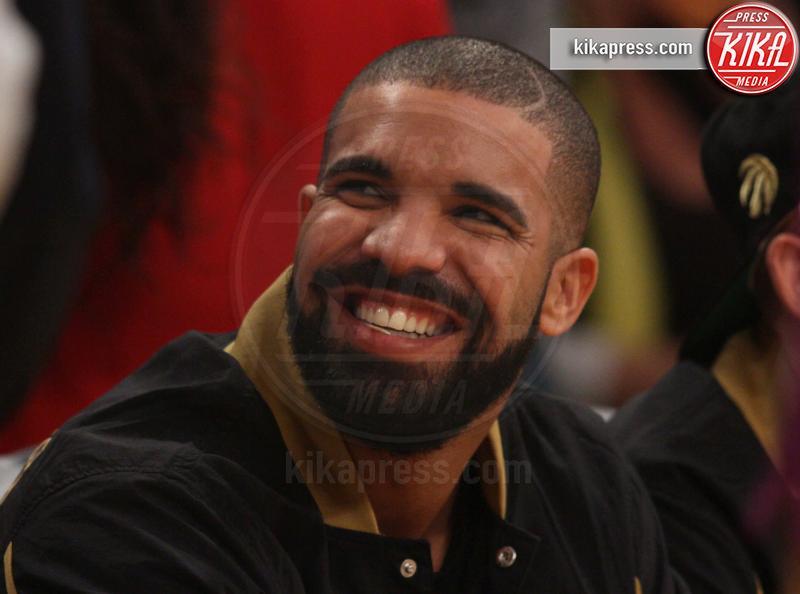 Drake - Los Angeles - 21-11-2015 - Rihanna: epica reazione al selfie di Drake e J-Lo