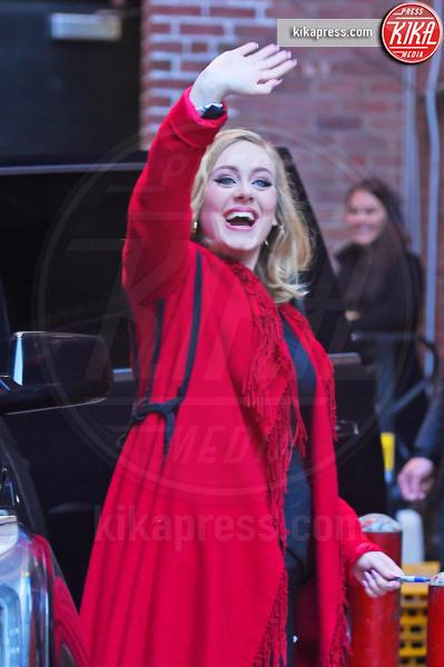 Adele - New York - 20-11-2015 - La coda di paglia di Adele: ti lascio e ti compro una villa