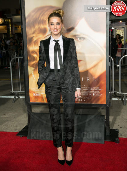 Amber Heard - Los Angeles - 22-11-2015 - Sean Penn e Amber Heard, il nuovo amore di Hollywood