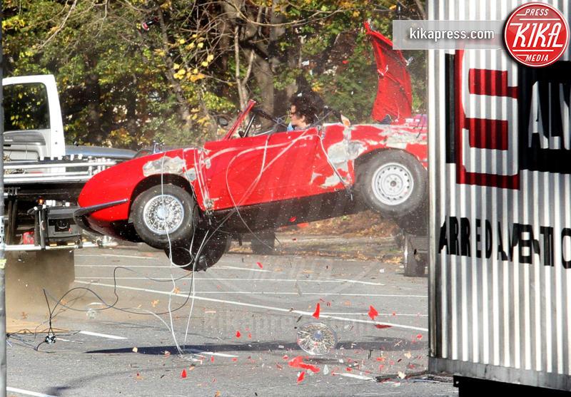 Ben Stiller - New York - 21-11-2015 - Ben Stiller, che botto con l'automobile!