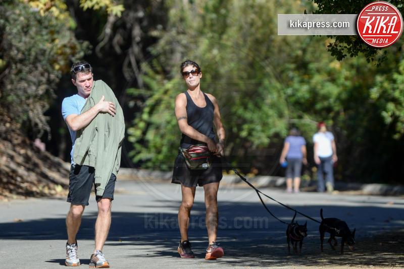 Skyler Eva Perri, Brian Perri, Elisabetta Canalis - Los Angeles - 22-11-2015 - Amori in controtendenza: quando lui è più basso di lei