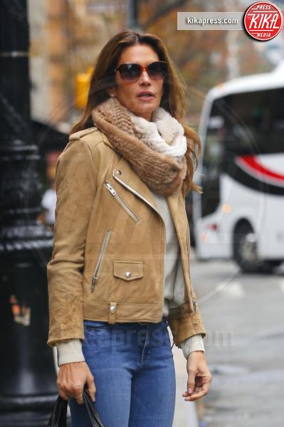 Cindy Crawford - New York - 22-11-2015 - Cindy Crawford smentisce l'addio alla moda
