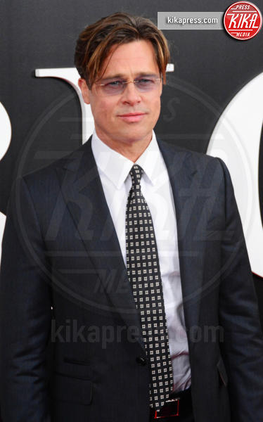 Brad Pitt - New York - 23-11-2015 - Poker di stelle per La Grande Scommessa