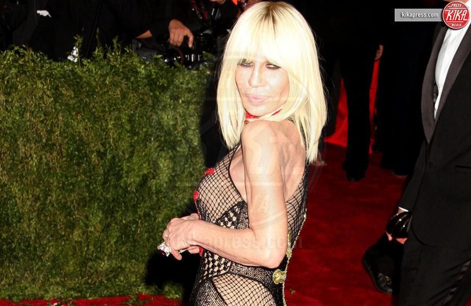 Donatella Versace - New York - 04-05-2015 - Penelope Cruz sarà Donatella Versace in American Crime Story