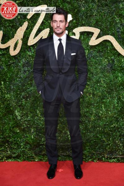 David Gandy - Londra - 23-11-2015 - David Gandy è diventato papà: ora anche lui è un DILF...