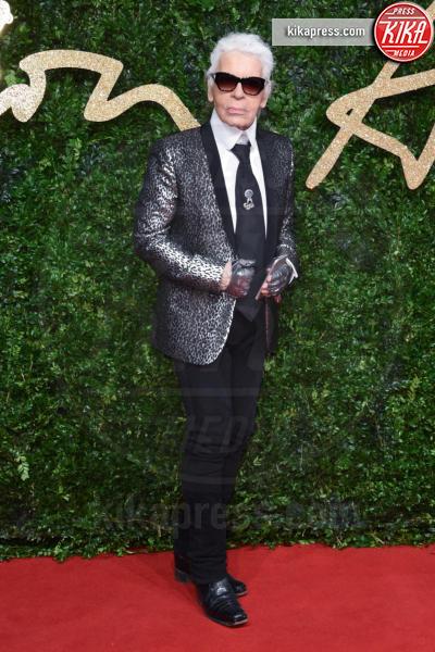 Karl Lagerfeld - Londra - 23-11-2015 - Jameela Jamil contro Lagerfeld: