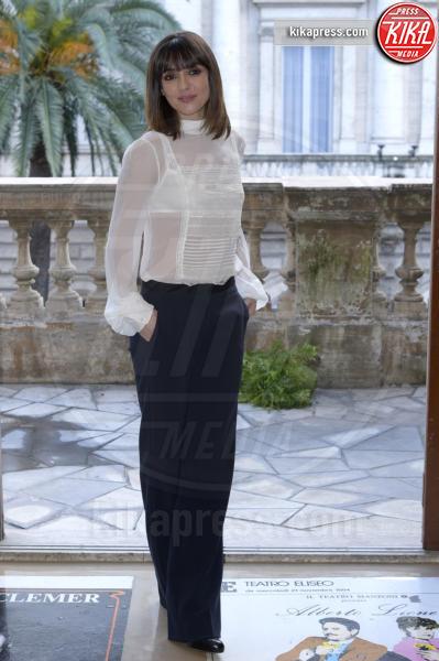 Ambra Angiolini - Roma - 24-11-2015 - Flirt tra Ambra Angiolini e Massimo Giletti? Lei dice la verità
