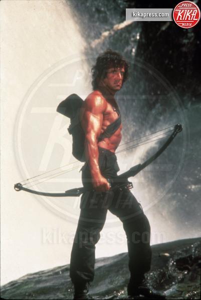 John Rambo, Sylvester Stallone - Hollywood - 01-06-1985 - Rambo è pronto a tornare, la Fox ralizzerà una nuova serie tv