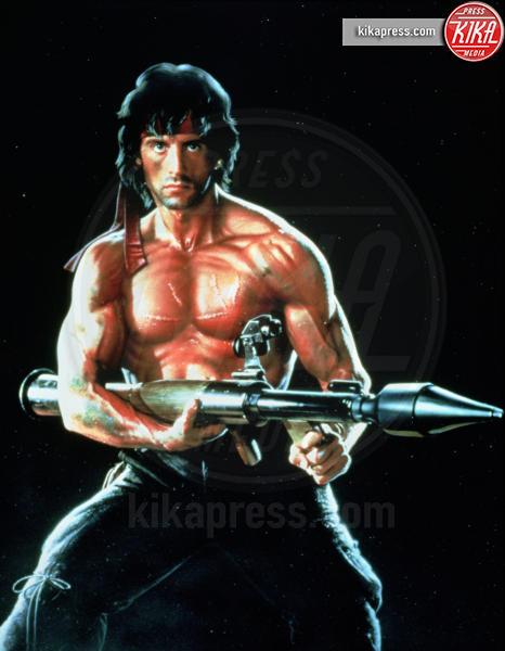 John Rambo, Sylvester Stallone - Hollywood - 08-02-1982 - Rambo è pronto a tornare, la Fox ralizzerà una nuova serie tv