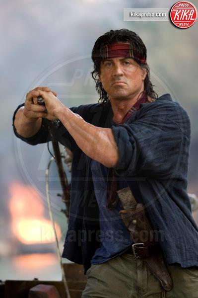 John Rambo, Sylvester Stallone - 25-01-2008 - Rambo: un cult che non tramonta mai in tv