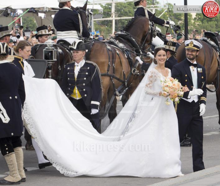 Principe Carlo Filippo di Svezia, Sofia Hellqvist - Stoccolma - 13-06-2015 - Kate Middleton e le altre: da Cenerentola a principessa